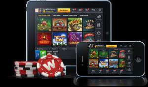 Casino mobiel